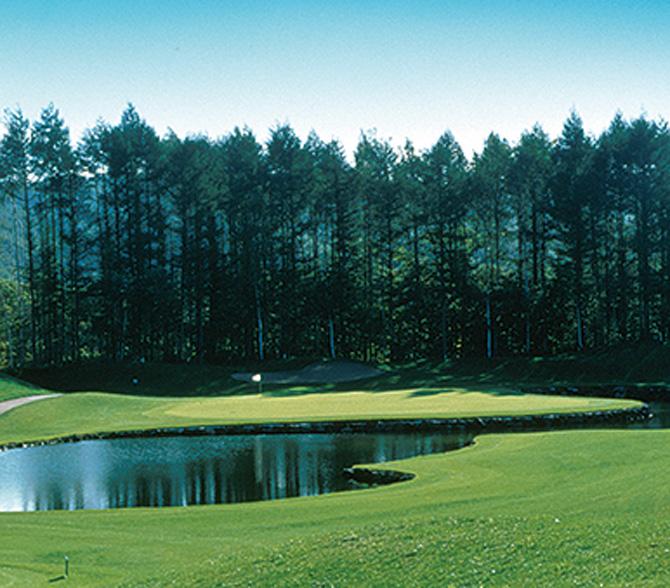ルスツリゾートゴルフ72