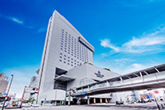 ホテル日航大分オアシスタワー