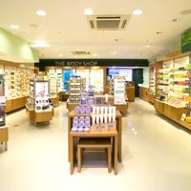 THE BODY SHOP 表参道店